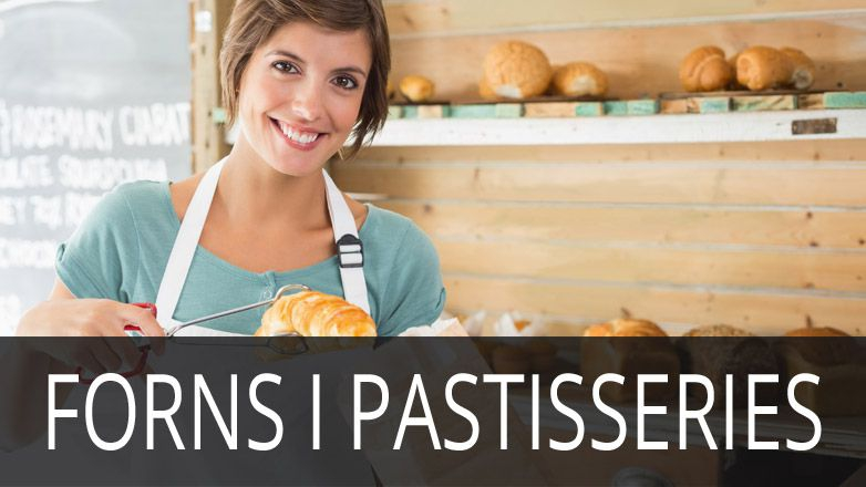 Forns i Pastisseries